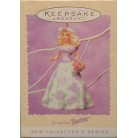 Springtime Easter Barbie Collection, Hallmark Ornament, 1995, QE0806, First in Series, Mint in Mint Box