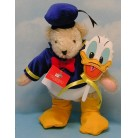 Muffy Donald Duck, Walt Disney Teddy Bear and Doll Event, 2003, LE 500, Mint with Tag, Box