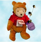 Muffy Winnie the Pooh, 2003, Walt Disney Teddy Bear and Doll Event, LE 500, Mint with Tag, Box Signed