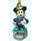 Brave Little Tayior - Mickey's 70 Happy Years Anniversary Set, Christopher Radko Christmas Ornaments, 1998, 98-DIS-48, Disney, Mint