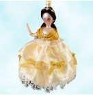 Belle of the Ball - Lady, Radko Ornaments, 1999, 99-403-0, Disney, Beauty and the Beast, Christmas, Mint with Tag, Box