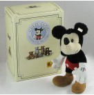 Mickey Mouse Celebrating 70 Years, Steiff, 1998, EAN 61410, Disney Catalog Exclusive, Ltd 1928,  70th Anniversary, White Tag, Mint with Tag, Box